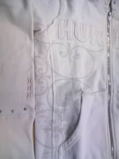 Hurley Rock chic2パーカー 2-9