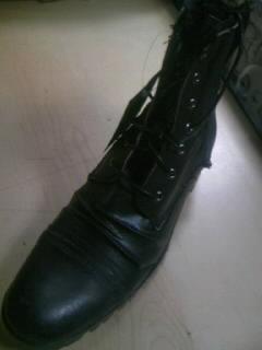 Purete ブーツ 3-1