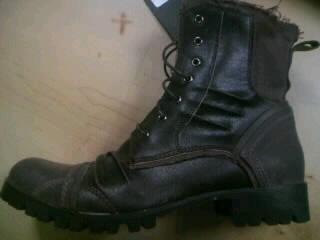 Purete ブーツ 3-7