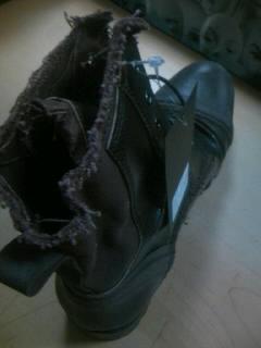 Purete ブーツ 3-8