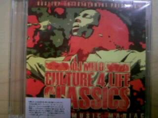 Culture4life Classics/DJ Melo 2
