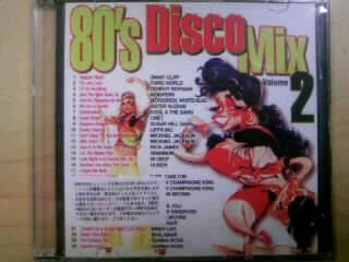 80`s Disco Mix volume2 3
