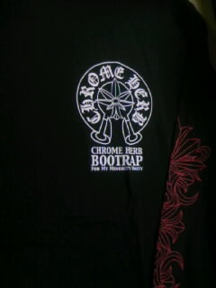 Bootrap Chrom Harb LS-T 4-6