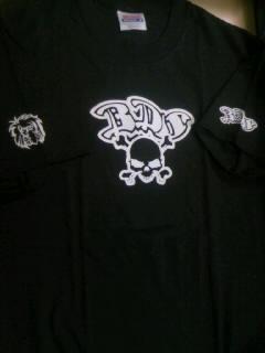 Bulldog skate skull T 7-1