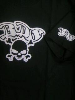 Bulldog skate skull T 7-2