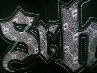 SRH Goth Bandパーカー 2-2