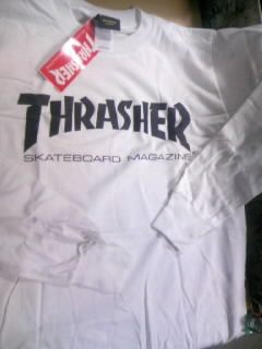 Thrasher SK8mag LS-T 1-1