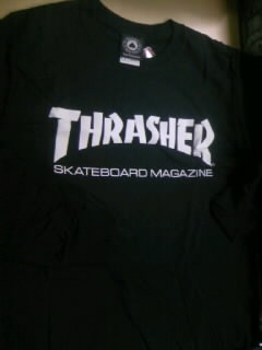 Thrasher SK8mag LS-T 1-2
