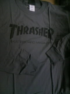 Thrasher SK8mag LS-T 1-3