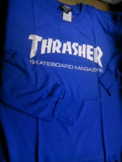 Thrasher SK8mag LS-T 1-4