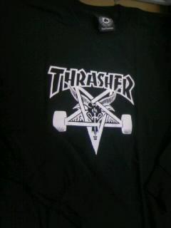 Thrasher SK8goat LS-T 2-1