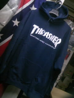 Thrasher SK8magパーカー 7-1