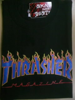 Thrasher Blueflame T 12-1