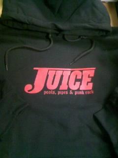 Juice パーカー 4-2
