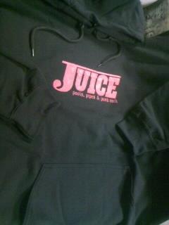 Juice パーカー 4-3