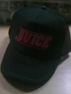 Juice メッシュキャップ 5-1