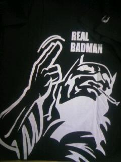 Bootrap Badman T 3-4