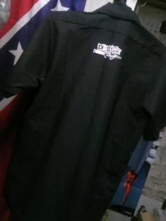 Dagger ワークSSシャツ 2-2