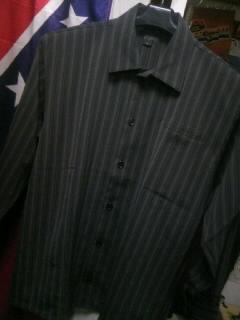 Vorgata Brougham LSシャツ 4-1