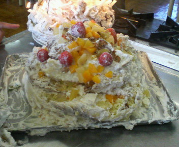 漢のケーキ!