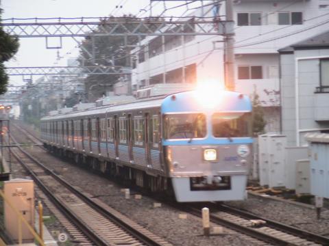 新代田にて