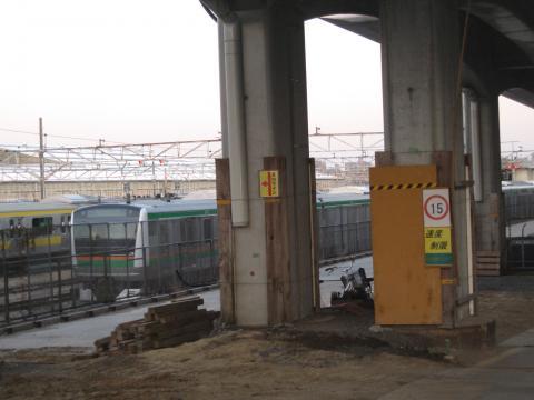 東海道線 武蔵小金井に現る02