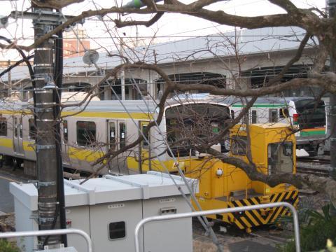 東海道線 武蔵小金井に現る01