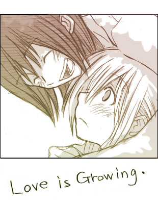 「Love is Growing」