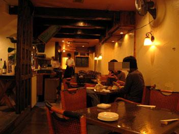 ワイン食堂「ウーバンブー」