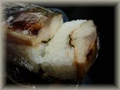 新鮮組-焼き鯖寿司(2)