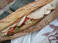 Julienのサンドイッチ