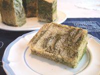 抹茶マーブルシフォン
