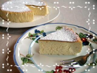 NYチーズケーキ風