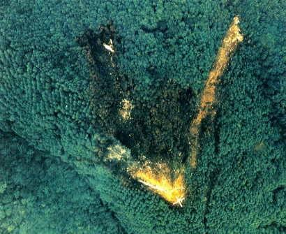 日本航空123便墜落事故
