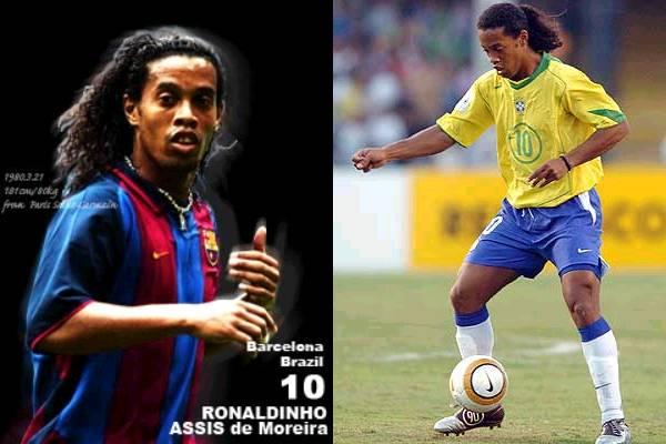 ロナウジーニョ・ガウショ  Ronaldinho Assis de Moreira