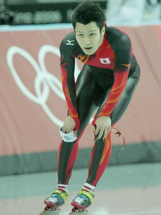 「金メダル大本命」と言われた加藤条治だったが、6位に終わった