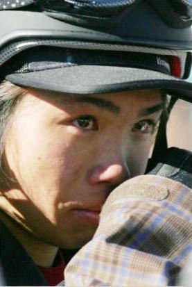 観客をわかせた成田童夢だったが、予選落ち