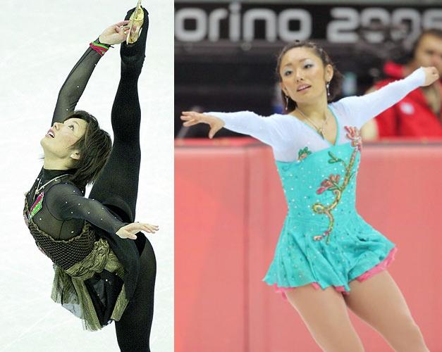 トリノ五輪で安藤美姫は総合15位