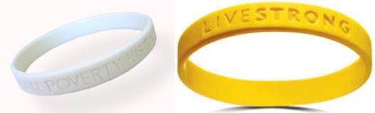 Whiteband UK & Livestrong