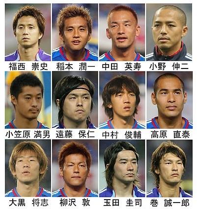 FIFAドイツW杯 日本代表(2)