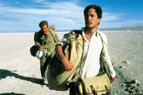 旅をするエルネストとアルベルト