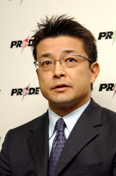 今後の対応が注目される、榊原信行DSE社長
