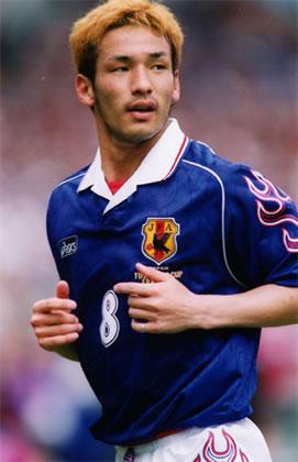 1998年フランスW杯クロアチア戦。当時21歳。