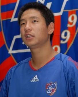 FC東京のクラブハウスで記者会見を行った平山相太