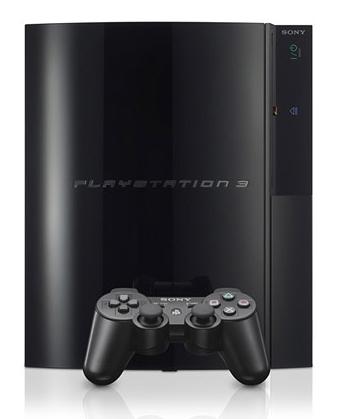 SCEが11月11日に発売するPlaystation3。6万2790円(20G)
