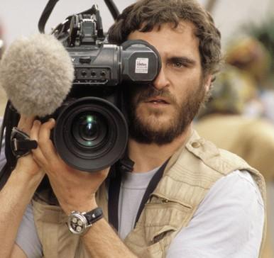 テレビカメラマンのジャック・ダグリッシュ