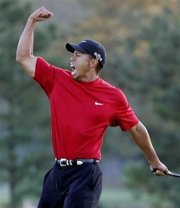 Tiger Woods タイガー・ウッズ