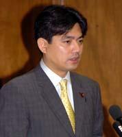 民主党の永田寿康