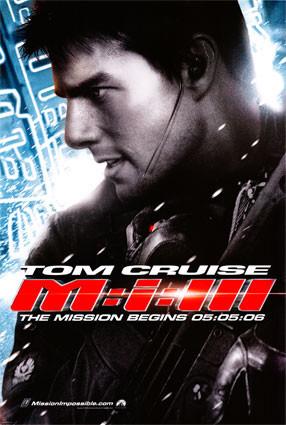 映画【M:i:III】