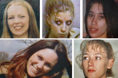 5人の犠牲者